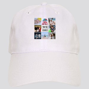 Custom Family Photo Collage Baseball Cap