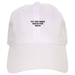 22698a19 Put Your Cock In My Mouth Hats - CafePress