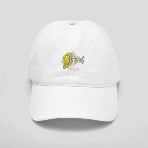 e95df0ee Fish Bones Hats - CafePress