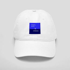 Blue Shark Fin Frame1264914815 Wallets Hats - CafePress