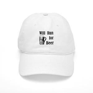d76aebfa45e959 Funny Running Hats - CafePress