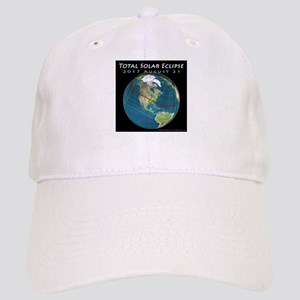 2017 Total Solar Eclipse Cap