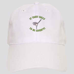 70th Birthday Golfing Gag Cap
