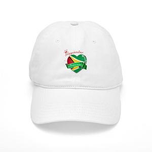 87e57a41e94 Guyana Hats - CafePress