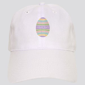 Your Text Easter Egg Cap