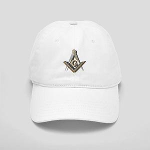 40c995d2ca68b Masonic Square and Compass Cap