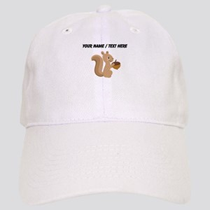 cc08dc238464f Custom Cartoon Squirrel Baseball Cap