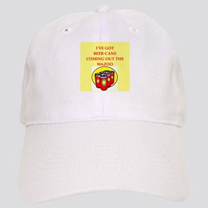 064a178e Beer Cans Hats - CafePress