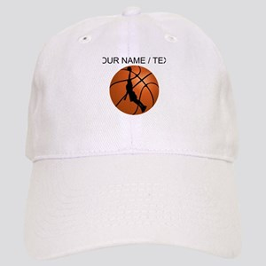 Custom Basketball Dunk Silhouette Cap
