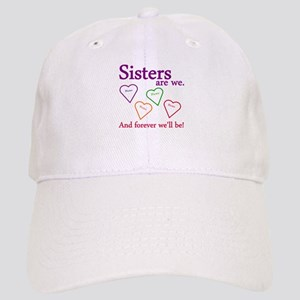 Sisters Are We Personalize Cap