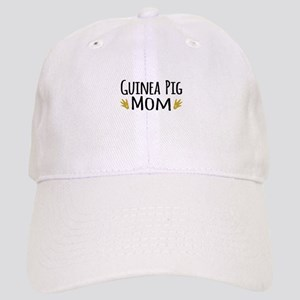 fbb3aa9f03b Guinea pig Mom Baseball Cap