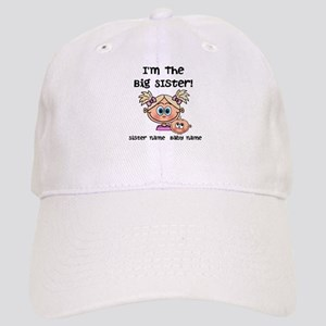 Big Sister 1 (blonde) - Customize! Baseball Cap