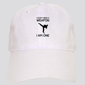 Don't need weapon I am one Baseball Cap