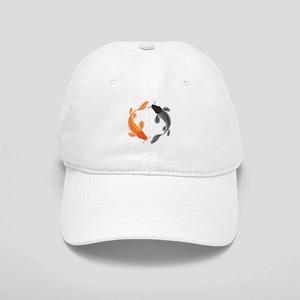 1b123681aee87 Japanese Koi Baseball Cap