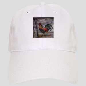 538e25a32c63e French Rooster Hats - CafePress