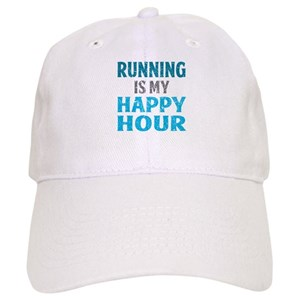 37fa6bc167132a Funny Running Quotes Hats - CafePress
