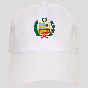 a1b7b923127 Peru Flag Hats - CafePress