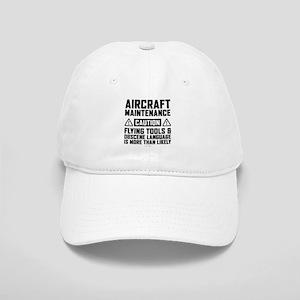 72daee043d43d6 Aircraft Mechanic Hats - CafePress