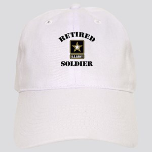 Retired U.S. Army Soldier Cap