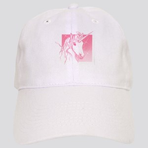 1 Pink Unicorn Cap