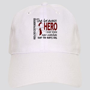 Bravest Hero I Knew Head and Neck Cancer Cap