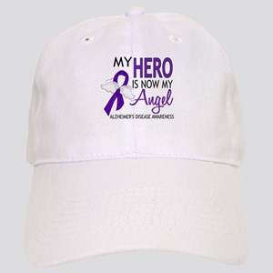 Alzheimers Hero Now My Angel Cap