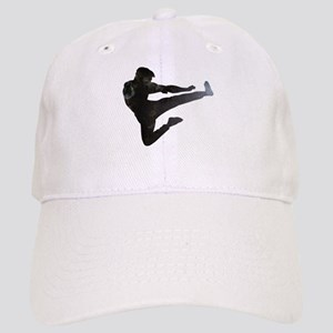 Karate Kick Baseball Cap