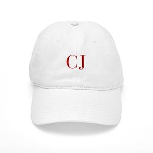 CJ-bod red2 Baseball Cap
