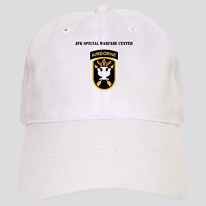 SSI - JFK Special Warfare Center with Text Cap