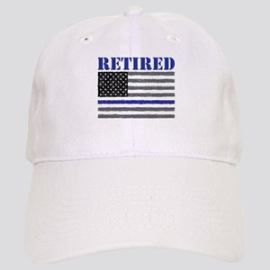 Thin Blue Line Retired Cap
