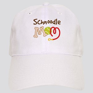 Schnoodle Dog Mom Cap