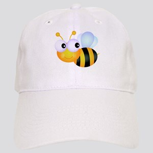 Cute Cartoon Bumble Bee Cap