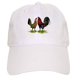 97bbcf12cf30f Red Rooster Hats - CafePress