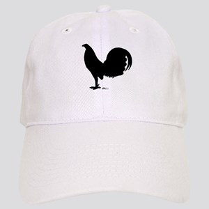 99c600123a3a9 Hats. Gamecock Rooster Silhouette Baseball Cap