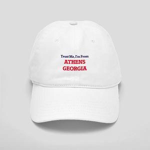 buy online 94af5 84f65 Trust Me, I m from Athens Georgia Cap