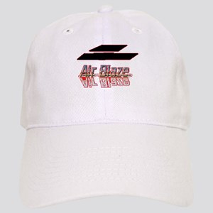 Air Blaze Logo (outlined in red) Cap