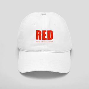 6eafe8cd1896c9 Hats. Color Red Baseball Cap