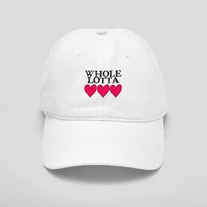 4ce98c5f8 WHOLE LOTTA LOVE (HEARTS) Cap
