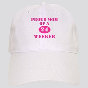 Proud Mom 24 Weeker Cap