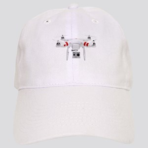 dji Phantom Quadcopter Baseball Cap