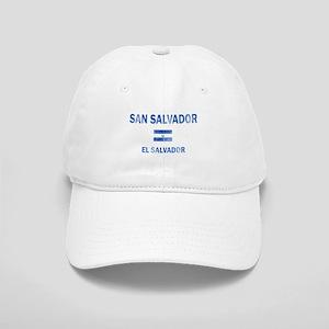 3815ecf1 San Salvador El Salvador Designs Cap
