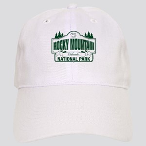 a3105ccbc2c59 Rocky Mountain National Park Hats - CafePress