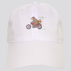 Honey on the Run Baseball Cap