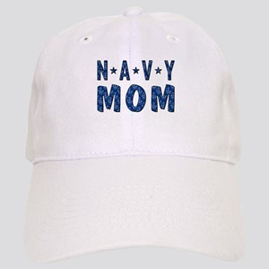 NAVY MOM Baseball Cap