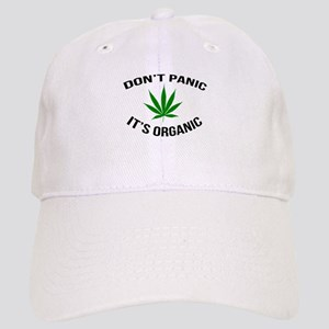 Don't Panic It's Organic Cap