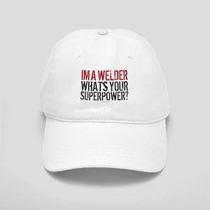 06729fe267c8b Welder is my Superpower Cap