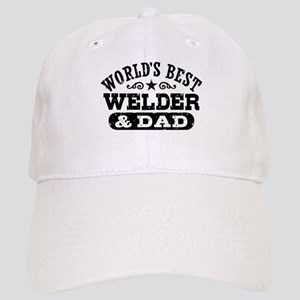 World's Best Welder and Dad Cap