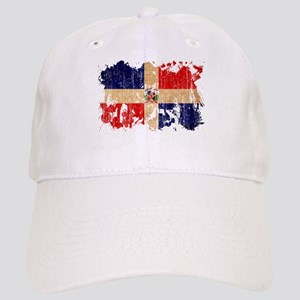 Dominican Republic Flag Cap