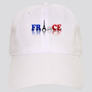 France Tricolore and Eiffel T Cap