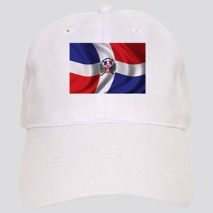 Flag of the Dominican Republic Cap